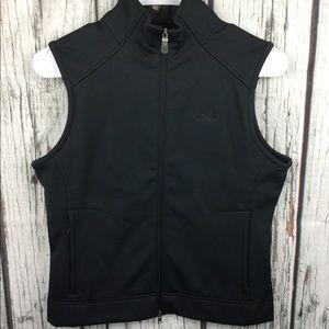 Adidas Women's ClimaWarm Black Vest Size S